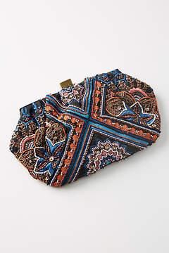 Anthropologie Naila Embellished Clutch