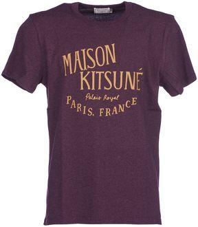 Kitsune Maison Palais Royale T-shirt
