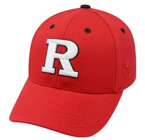 Top of the World Youth Rutgers Scarlet Knights Rookie Cap