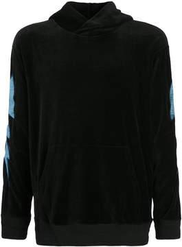 Miharayasuhiro printed long sleeved hoodie