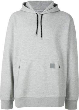 Carhartt zipped pocket hoodie
