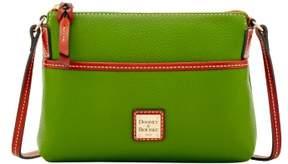 Dooney & Bourke Pebble Grain Ginger Pouchette Shoulder Bag - GRASS - STYLE