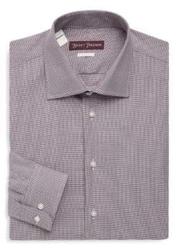 Hickey Freeman Two-Tone Dress Shirt