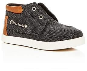 Toms Boys' Bimini High Top Sneakers - Walker, Toddler