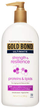 Gold Bond Ultimate Skin Therapy Lotion, Strength & Resilience Fragrance Free