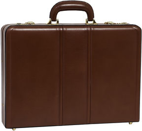 Mcklein McKleinUSA Coughlin Leather 4.5 Expandable Attach Briefcase