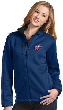Antigua Women's Chicago Cubs Traverse Jacket