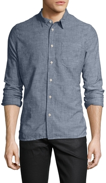 Nudie Jeans Men's Henry Bold Oxford Sportshirt