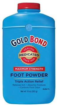 Gold Bond Gold Bold Medicated Foot Powder - 10 oz.