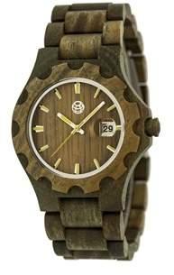 Earth Gila Olive Watch.