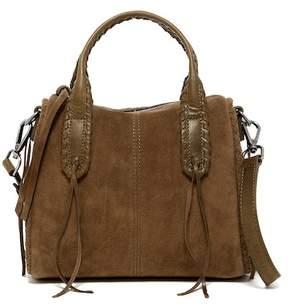 Lucky Brand Myra Small Leather Satchel