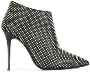Giuseppe Zanotti Design pointed toe ankle boots
