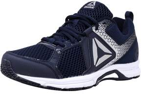 Reebok Men's Runner 2.0 Mt Navy / Electric Flash Silver Ankle-High Running Shoe - 9M