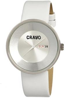 Crayo Button Collection CR0208 Unisex Watch