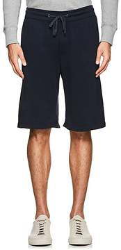 James Perse MEN'S CLASSIC COTTON TERRY SWEATSHORTS