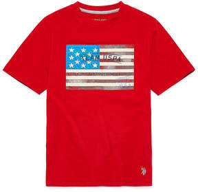 U.S. Polo Assn. USPA Graphic T-Shirt Boys