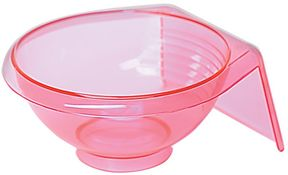 Colortrak Clear Pink Tint Bowl