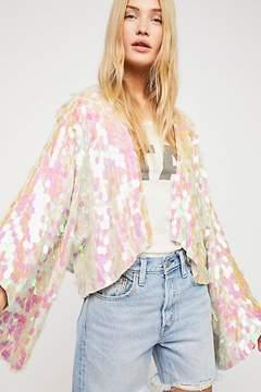 Bali Aquarius Sequin Jacket