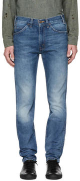 Levi's Clothing Blue 1969 606 Jeans