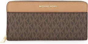 MICHAEL Michael Kors Money Pieces leather continental wallet