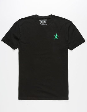 Riot Society Army Man Embroidered Mens T-Shirt