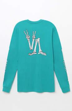 RVCA Bonezy Long Sleeve T-Shirt