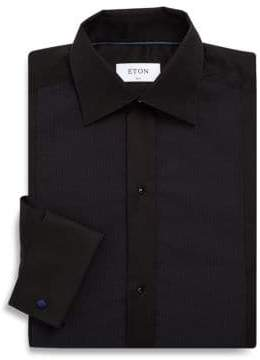 Eton Evening Pique Front Contemporary-Fit Shirt