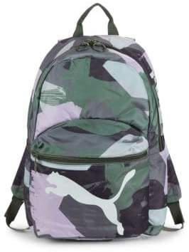 Puma Essentials Camo Backpack