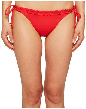 Letarte Ruffle Bottom Women's Swimwear