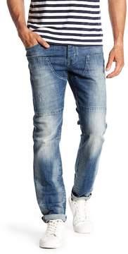 William Rast Hollywood Moto Slim Fit Jeans