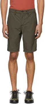 Rag & Bone Green Standard Issue Army Shorts