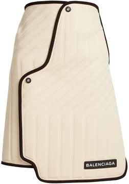 Balenciaga Car Mat padded skirt