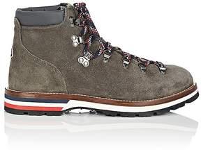 Moncler Men's Peak Suede Hiking Boots