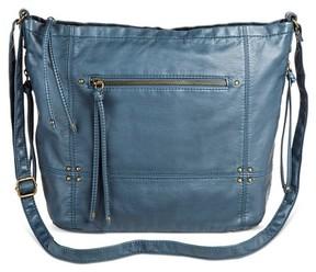 Mossimo Supply Co. Women's Studded Hobo Crossbody Handbag - Mossimo Supply Co.