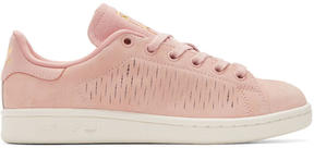 adidas Pink Suede Stan Smith Sneakers