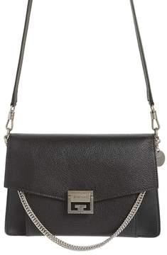 Givenchy GV3 Goatskin Leather Shoulder Bag