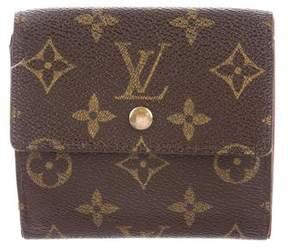 Louis Vuitton Monogram Porte-Trésor International