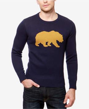 Lucky Brand Men's Golden Bear Sweater