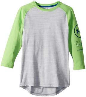 Under Armour Kids MVP Power Sleeve Tee Boy's T Shirt