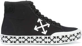 Off-White arrows high tops