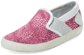 Philippe Model Printed Slip-On Sneaker