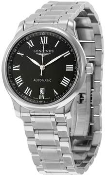 Longines Master Collection Automatic Black Dial Men's Watch