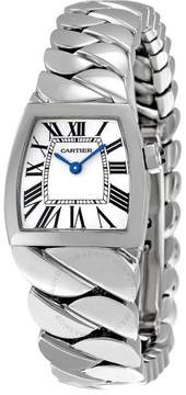 Cartier La Dona de Silver Dial Ladies Watch