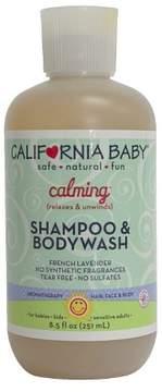California Baby Calming Shampoo & Bodywash - 8.5 oz.