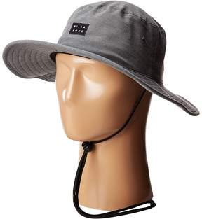 Billabong Way Out Safari Hat Casual Visor