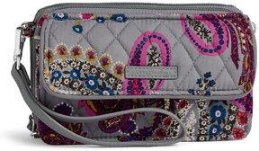 Vera Bradley RFID All in One Cross-Body Bag - HERITAGE PAISLEY - STYLE