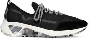 Diesel Mesh Running Sneakers