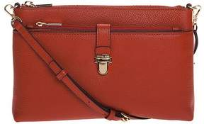 Michael Kors Mercer Lg Snap Pckt - ORANGE - STYLE