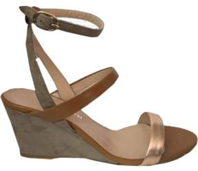 Charles David Women's Cassie Ankle Strap Wedge Sandal