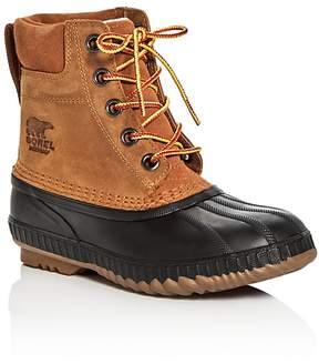 Sorel Boys' Cheyanne II Lace Up Boots - Little Kid, Big Kid
